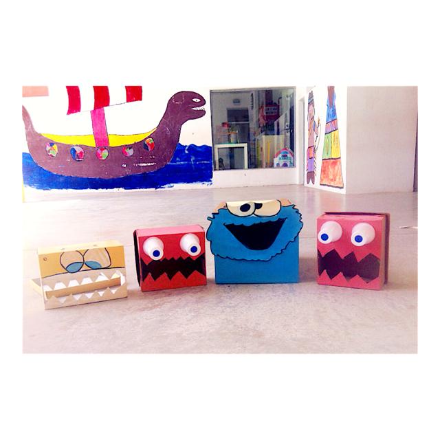 Caixes de monstres